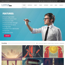 Lotus by ThemeForest