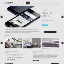 Minimum by ThemeForest