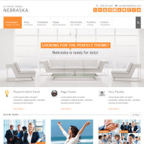 Nebraska by ThemeForest