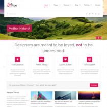 Silicon by ThemeForest