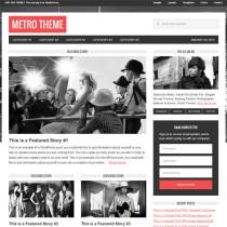 Metro by StudioPress
