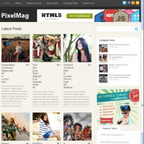 PixelMag by MyThemeShop