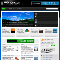 WP-Genius by Solostream