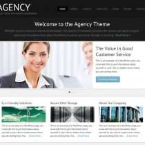 Agency by StudioPress