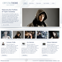 Crystal By StudioPress