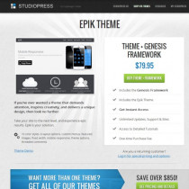 Epik by StudioPress