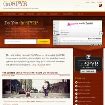 (in)SPYR by StudioPress
