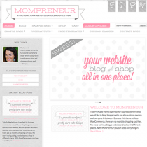 MomPreneur by StudioPress