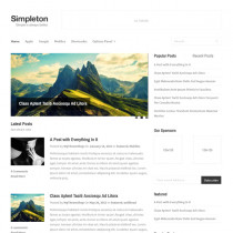 Simpleton by MyThemeShop