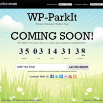 WP-ParkIt by Solostream