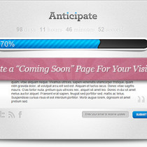 Anticipate by ElegantThemes