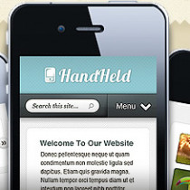 HandHeld By Elegant Themes