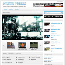 Movie by PremiumPress