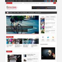 EffectiveNews by Themeforest