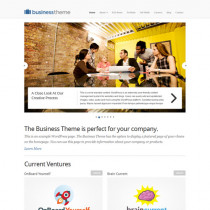 Business by Organicthemes