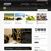Arsene by Themeforest