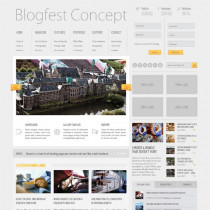 Blogfest by Themeforest