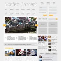 Blogfest by Themeforest