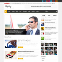 BlogMag by Themeforest