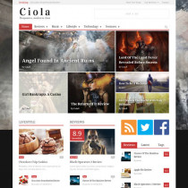 Ciola by Themeforest