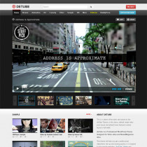 Detube by Themeforest