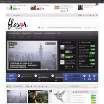 Flavor by Themeforest