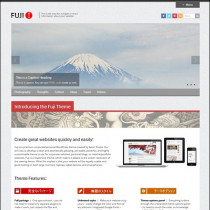 Fuji by Themeforest