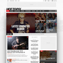 HotTopix by Themeforest