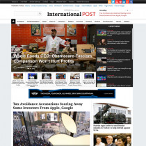 InternationalPost by Magazine3