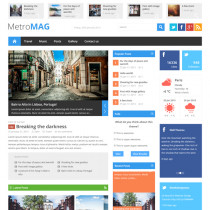 Metro Mag by Themeforest