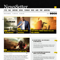 Newssetter by themefuse