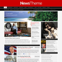 News Theme by organicthemes