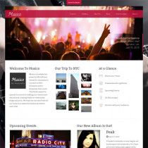 Musico by Themeforest