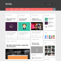 Quickly by Themeforest