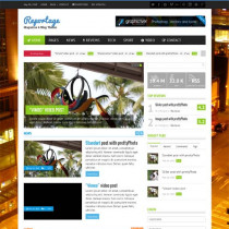 Reportage by Themeforest