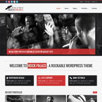 Rock Palace by themeforest