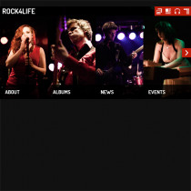 Rock4Life by themeforest