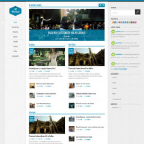 Rocket News by Themeforest