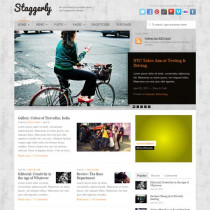 Staggerly by Themeforest