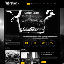 Vibration by Themeforest