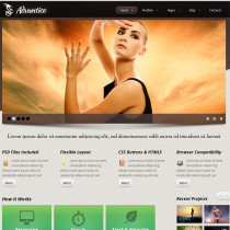 Advantico by ThemeForest
