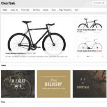 Clean Sale by Obox-Design