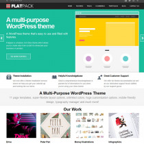 Flatpack by Obox Design