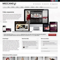Meccano by ThemeForest