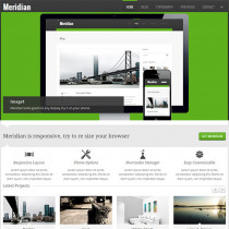 Meridian by ThemeForest