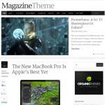 Magazine by Organicthemes