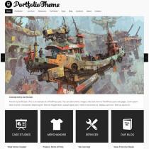 Portfolio by Organic Themes