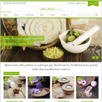 Organic Shop by ThemeForest