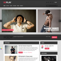 Replay by ThemeForest