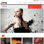 Rime by ThemeForest